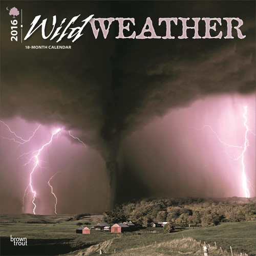 Kalender 2017 Wild Weather