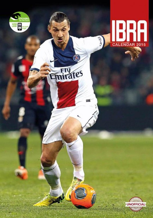 Kalender 2017 Zlatan Ibrahimović