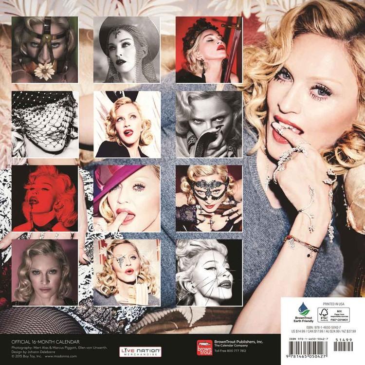 Madonna Kalender 2018