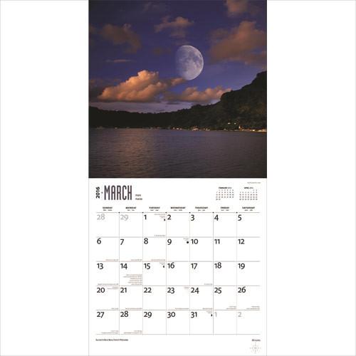 Måner Kalender 2019