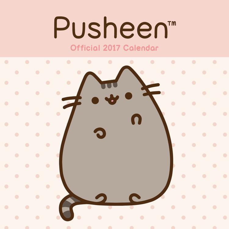 Pusheen Kalender 2018