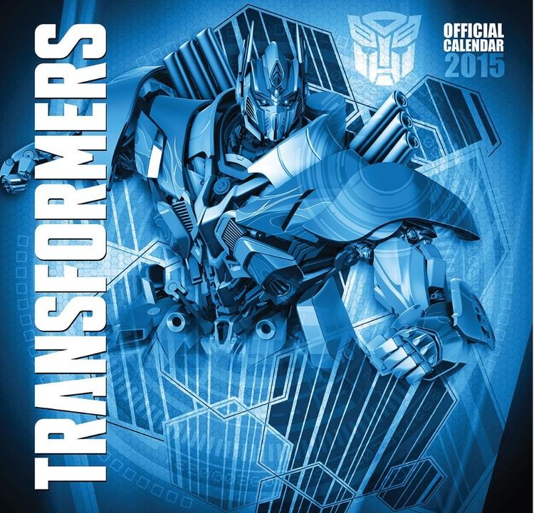 Transformers Kalender 2017