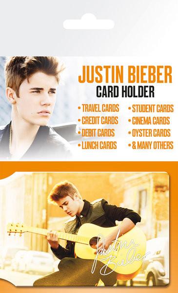 Kartenhalter JUSTIN BIEBER - belieber