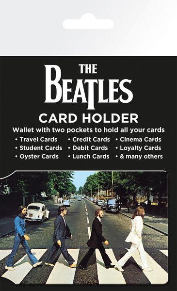 Kartenhalter THE BEATLES - Abbey Road