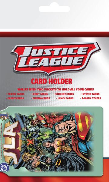 DC Comics - Justice League kártyatartó