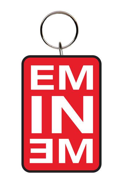 Llavero  Eminem - Logo