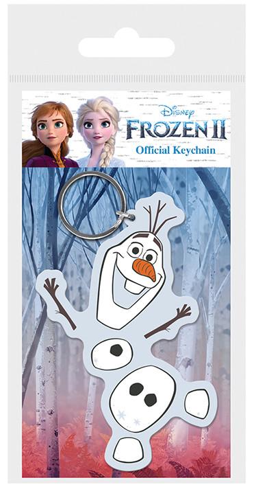 Llavero Frozen, el reino del hielo 2 - Olaf