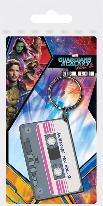 Llavero  Guardianes de la Galaxia - Awesome Mix Vol. 2
