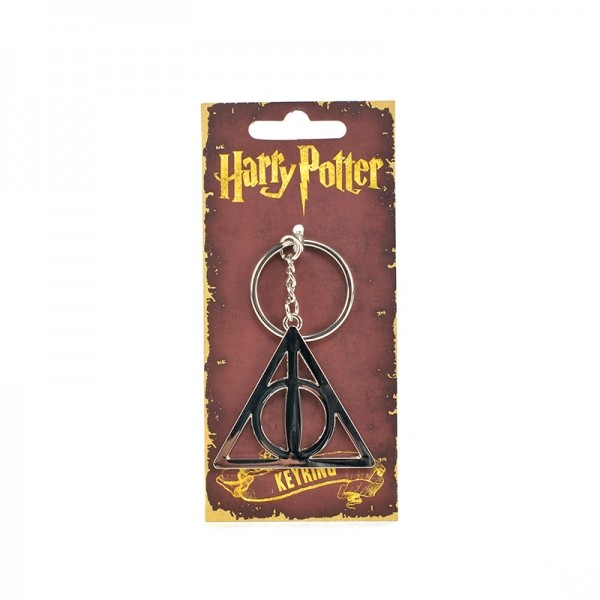 Llavero  Harry Potter - Deathly Hallows