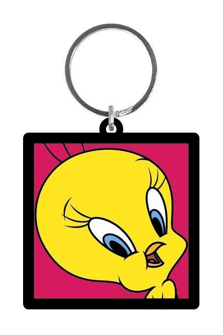 Llavero Looney Tunes - Tweety