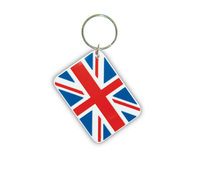 Llavero  UNION JACK - Flag