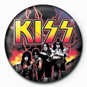 KISS (DESTROYER) Insignă