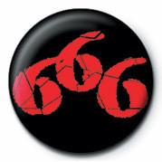 666 - Kitűzők