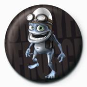 Kitűzők Crazy Frog