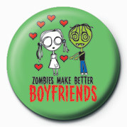 Kitűzők D&G - Eve.L (Zombie Boyfri