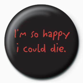 D&G (I'm So Happy) - Kitűzők