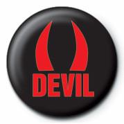DEVIL - Kitűzők