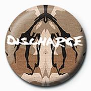 Kitűzők Discharge