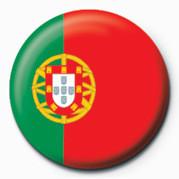 Kitűzők Flag - Portugal