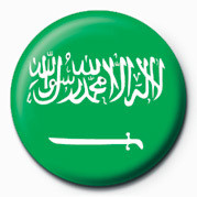Kitűzők Flag - Saudi Arabia