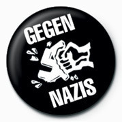 Kitűzők GEGEN NAZIS