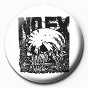 Kitűzők  NOFX - Old Skull