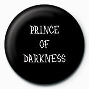PRINCE OF DARKNESS - Kitűzők