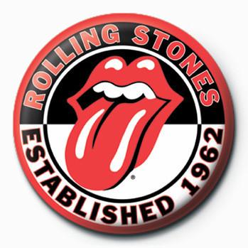Kitűzők Rolling Stones
