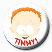 South Park (TIMMY) - Kitűzők