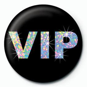 Kitűzők VIP