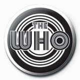 Kitűzők WHO - 70's logo
