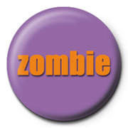 Kitűzők Zombie