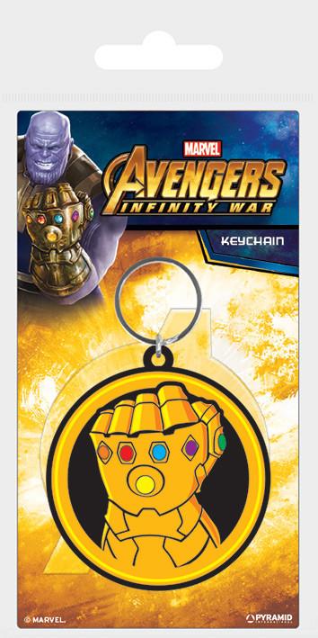 Klíčenka  Avengers Infinity War - Infinity Gauntlet