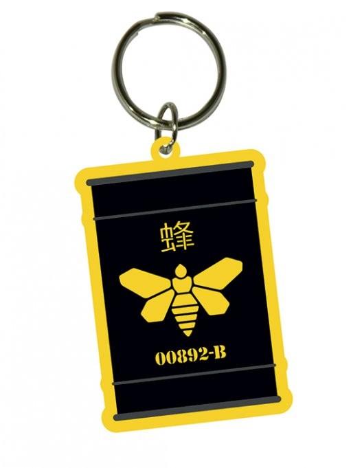 Klíčenka Breaking Bad (Perníkový táta) - Golden Moth