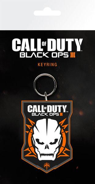 Klíčenka Call of Duty: Black Ops 3 - Logo