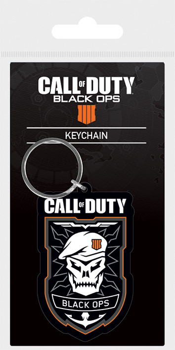 Klíčenka  Call Of Duty - Black Ops 4 - Patch