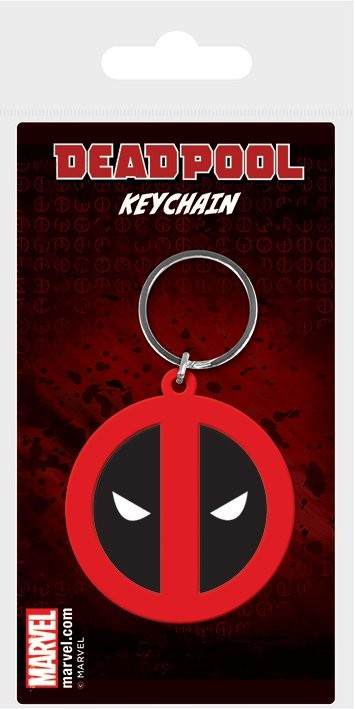 Klíčenka Deadpool - Symbol