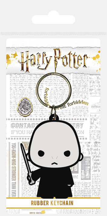 Klíčenka  Harry Potter - Lord Voldemort Chibi