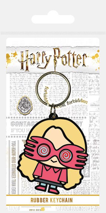 Klíčenka Harry Potter - Luna Lovegood Chibi