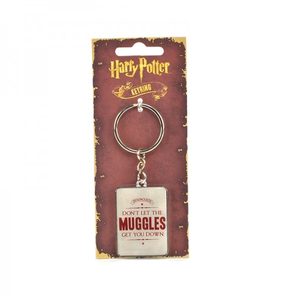 Klíčenka  Harry Potter - Muggles