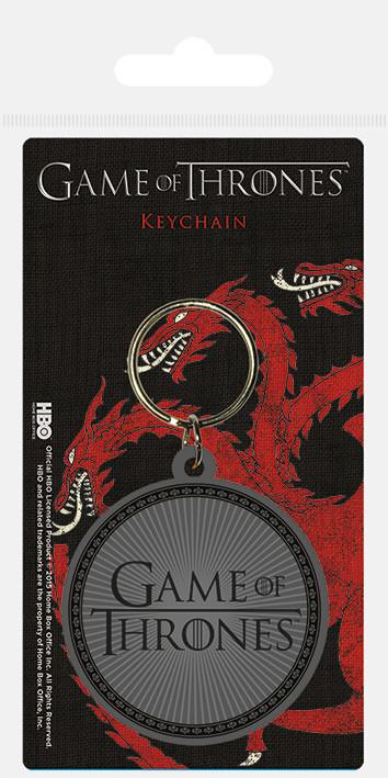 Klíčenka Hra o Trůny (Game of Thrones) - Logo