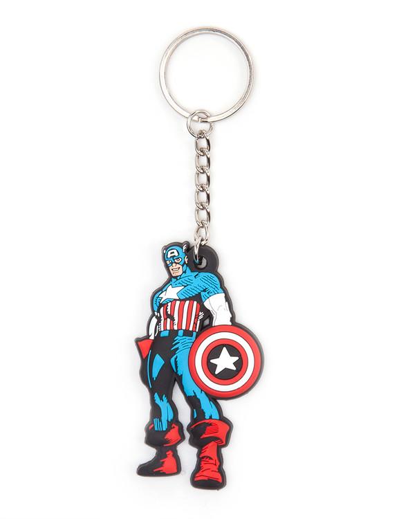 Klíčenka Marvel - Captain America