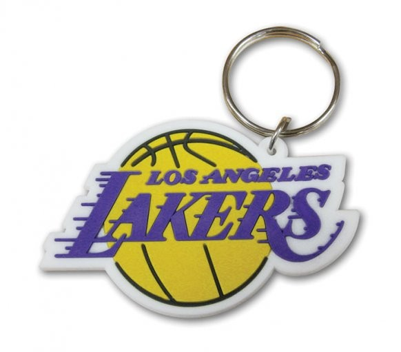Klíčenka NBA - los angeles lakers logo