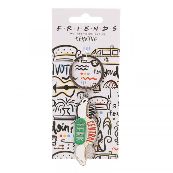 Klíčenka Přátelé - Central Perk