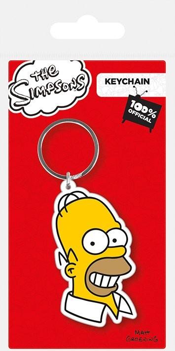 Klíčenka  Simpsonovi - Homer