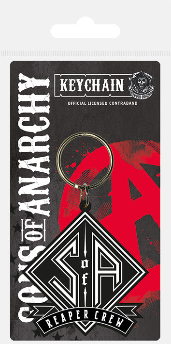 Klíčenka  Sons of Anarchy (Zákon gangu)