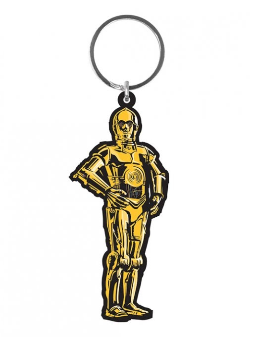 Klíčenka  Star Wars - C3PO