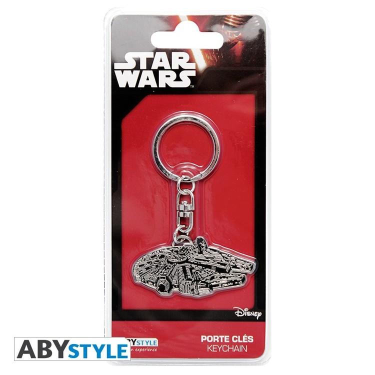 Klíčenka Star Wars - Millennium Falcon