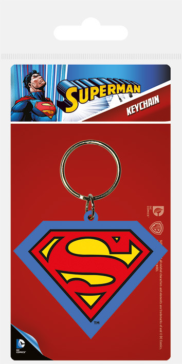 Klíčenka  Superman - Shield