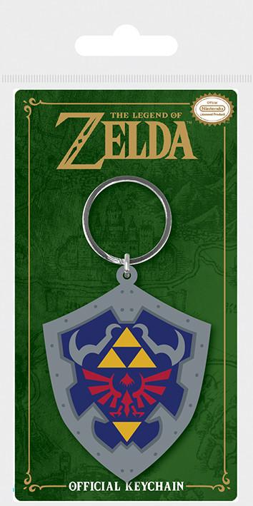 Klíčenka  The Legend Of Zelda - Hylian Shield